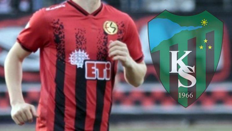 Kocaelispor'dan sürpriz transfer! Anlaşmaya varıldı...