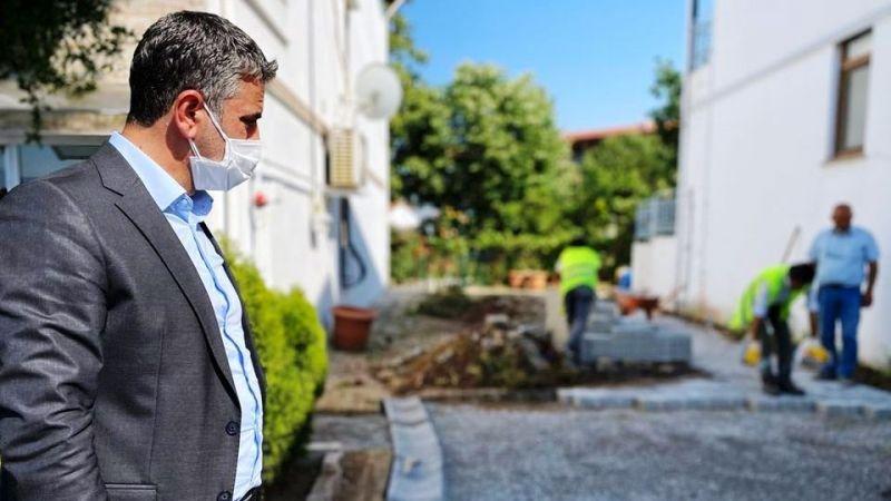 """Başkan Turan: """"Daha yaşanabilir bir Kandıra için çalışıyoruz"""""""