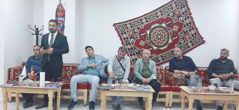 YRP'den Ağrılılar'a hayırlı olsun ziyareti