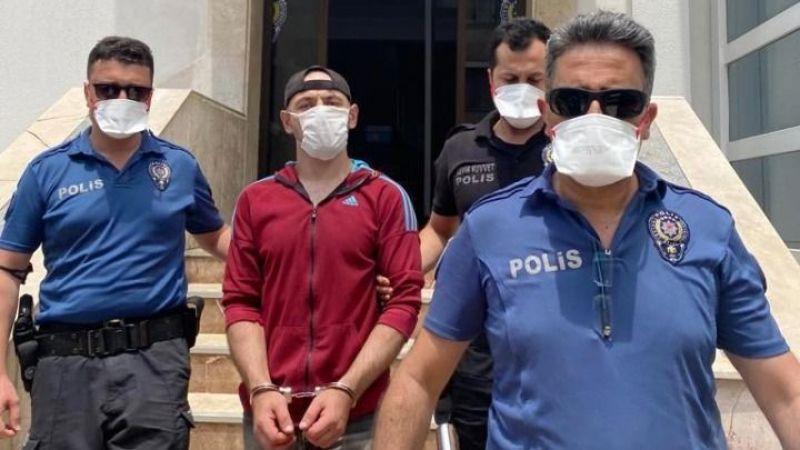 Cinayet zanlısı polise adres sorunca yakayı ele verdi