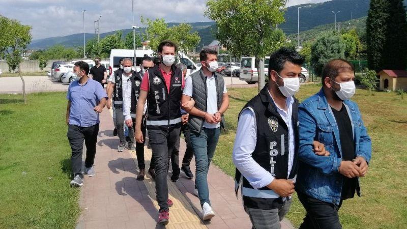 Kaçak tütün operasyonunda 7 tutuklama