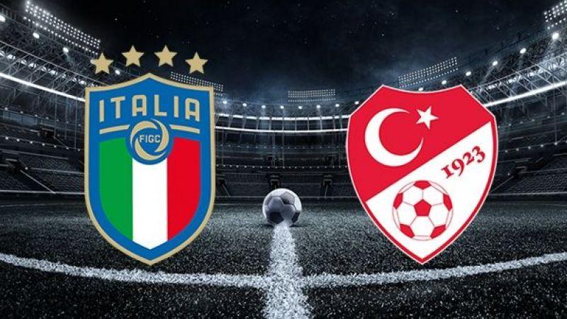 Türkiye İtalya maçı bu akşam!