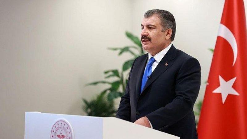 """Sağlık Bakanı Koca'dan yerli aşı için """"gönüllülük"""" çağrısı"""