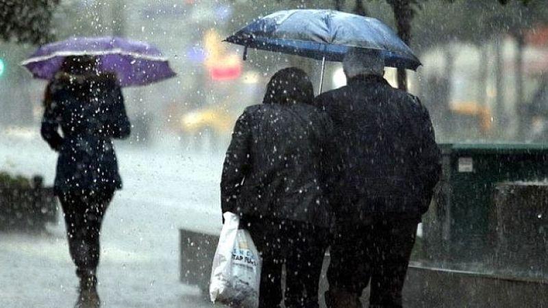 Meteoroloji Kocaeli'yi uyardı: Kuvvetli yağış!