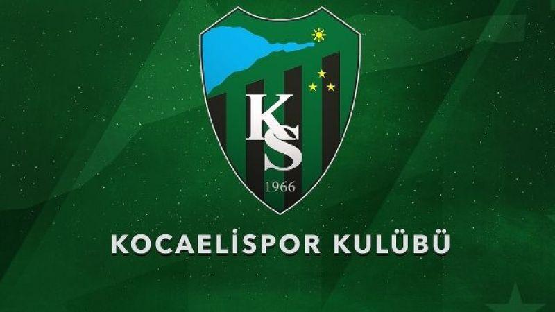Kocaelispor o iki isim ile yeniden anlaştı