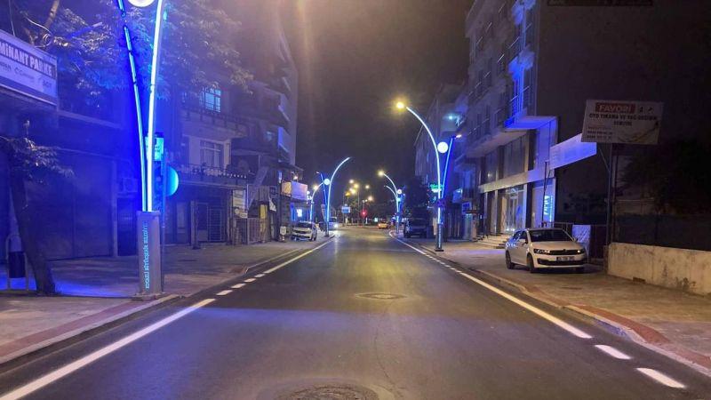 Bağdat Caddesi baştan aşağı yenilendi: Işıl ışıl oldu