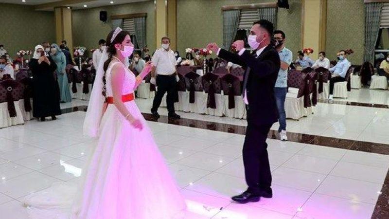 Düğünlerde yeni dönem başladı