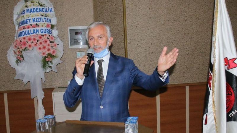 Gölcükspor'da yeni Başkan Temel Erten