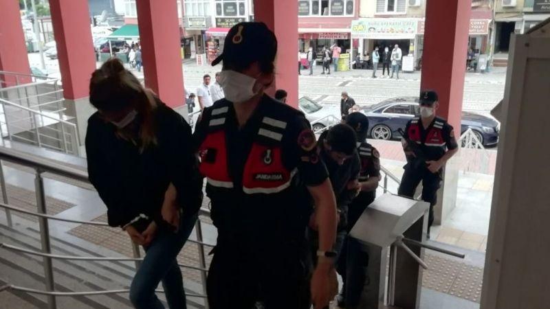 Jandarmadan uyuşturucu tacirlerine operasyon: 4 gözaltı