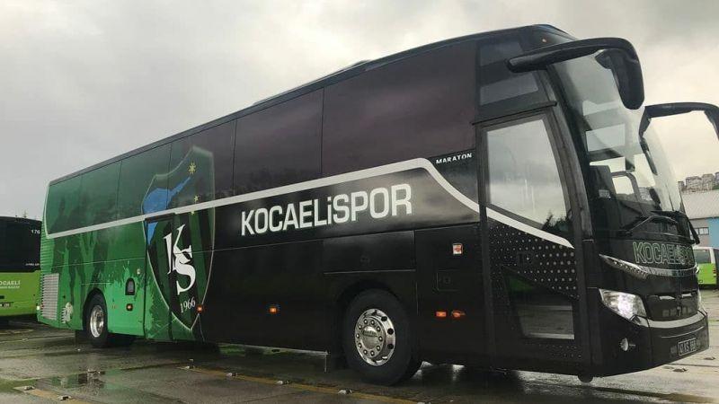 Körfez'e yeni otobüs