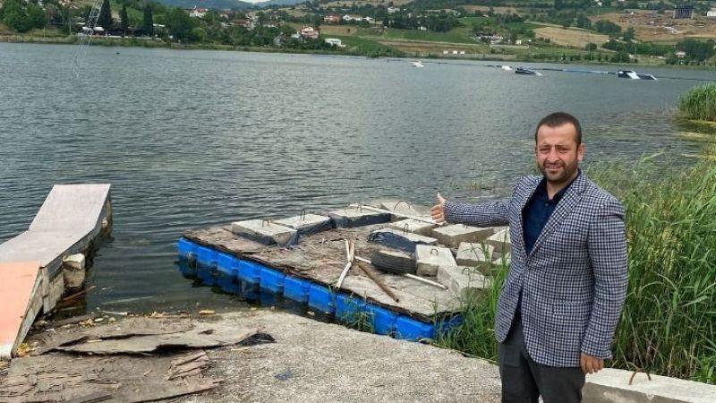 """Tutuş: """"İzmit Belediyesi'nin vurdumduymazlığı içimizi acıtıyor"""""""