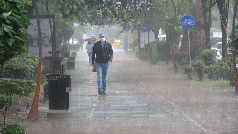 Meteoroloji Kocaeli'yi uyardı! Şiddetli yağış bekleniyor