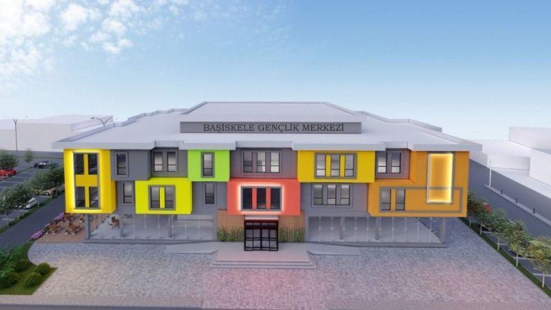 Başiskele'ye gençlik merkezi yapılacak