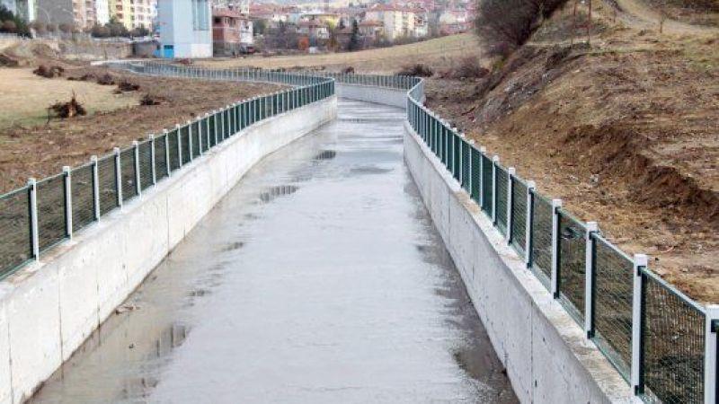 Büyükşehir, dere ıslahı ve yol inşaatı yaptıracak