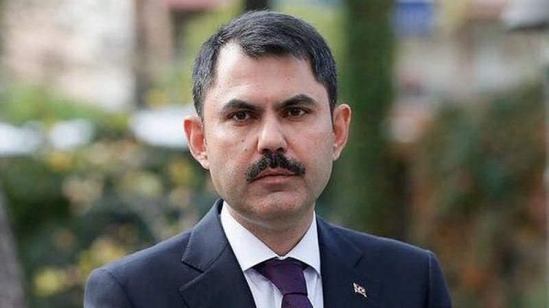 """Bakan Kurum: """"Marmara Denizi'mizi eski maviliğine kavuşturacağız"""""""
