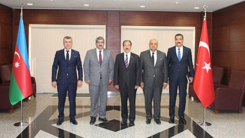 KOTO'dan Azerbaycan'da verimli görüşme