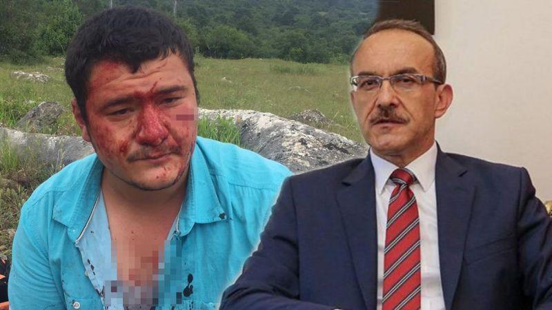 """Vali Yavuz: """"Ekmeğinin peşinde olan muhabire saldırı hepimizi üzdü"""""""