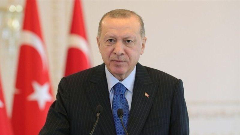 """Cumhurbaşkanı Erdoğan, AK Partili milletvekilleri ile görüştü: """"Vatandaşla daha sık buluşun"""""""
