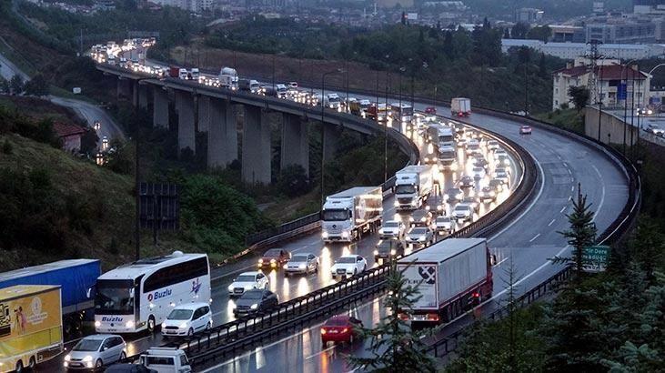TÜİK açıkladı: İşte Kocaeli'deki araç sayısı!
