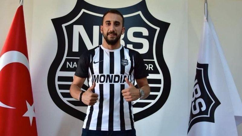 Koray, Nazilli Belediyespor'a transfer oldu
