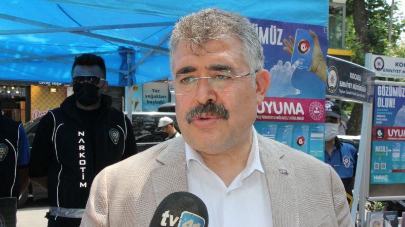 """Tipioğlu: """"Uyuşturucu ile mücadelede kararlıyız"""""""