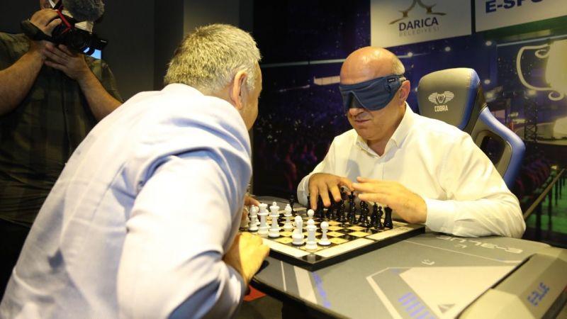 Darıca'da en özel turnuva başladı