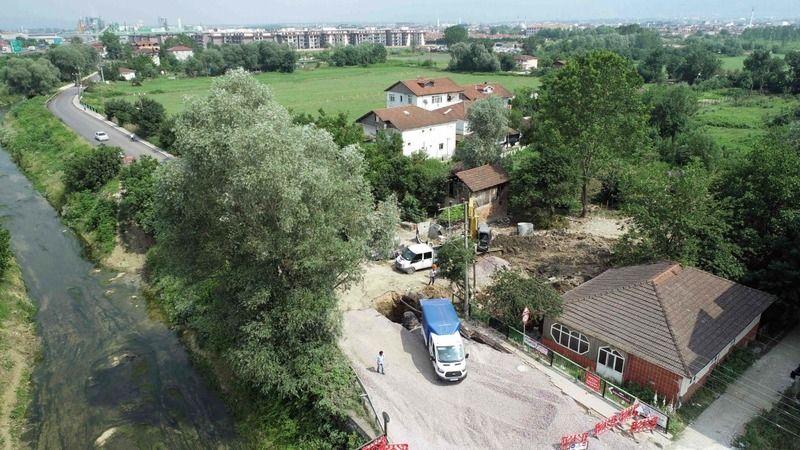 Kartepe'de altyapı projesine başlandı: 16 milyon liraya mal olacak!