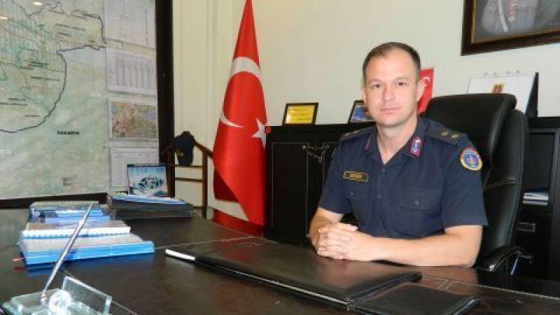 Kartepe Jandarma Komutanı Demir, Ağrı'ya atandı