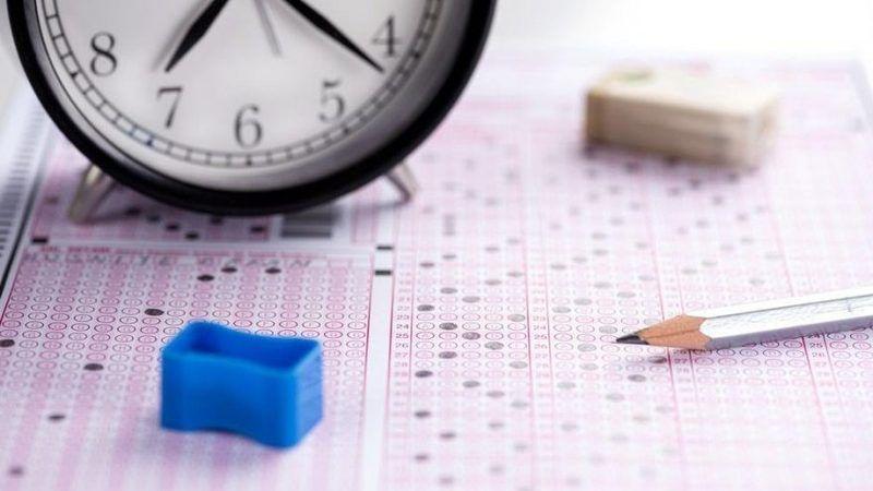 Sınav bitti sıra sonuçlarda