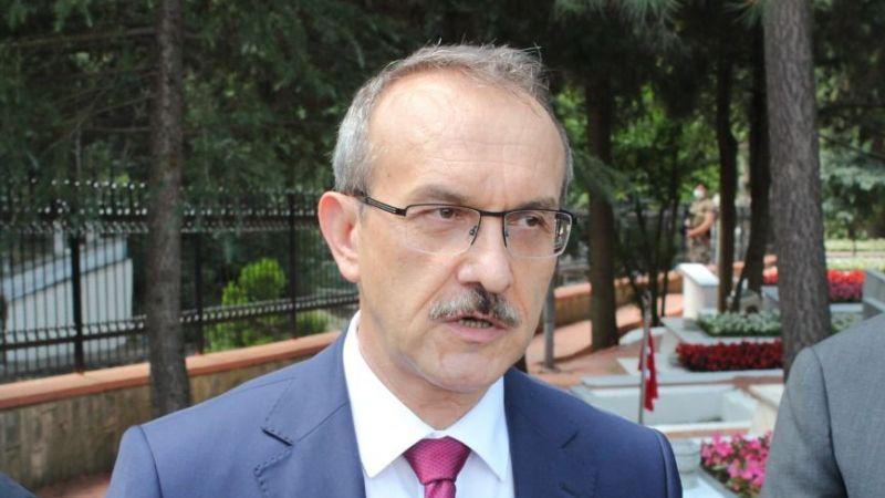 "Vali Yavuz: ""Yüzde 60 sınırına hala ulaşamadık"""