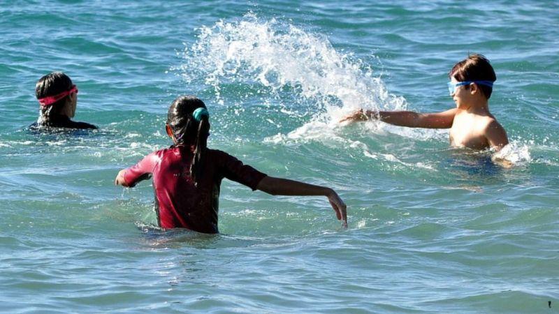Marmara'da deniz suyu sıcaklığı yükseliyor