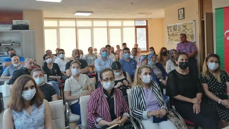 İYİ Parti'de hareketlilik devam ediyor