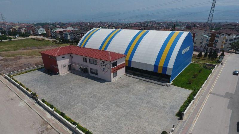 Derince'de bir spor tesisi daha açılıyor