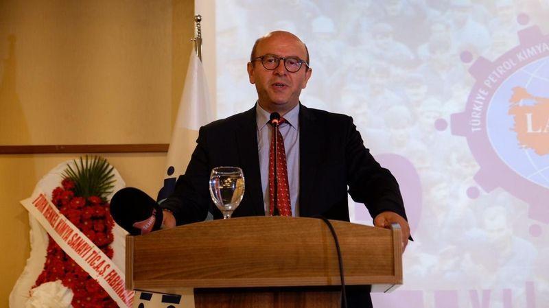 Lastik İş 72. yıldönümünü programla kutladı