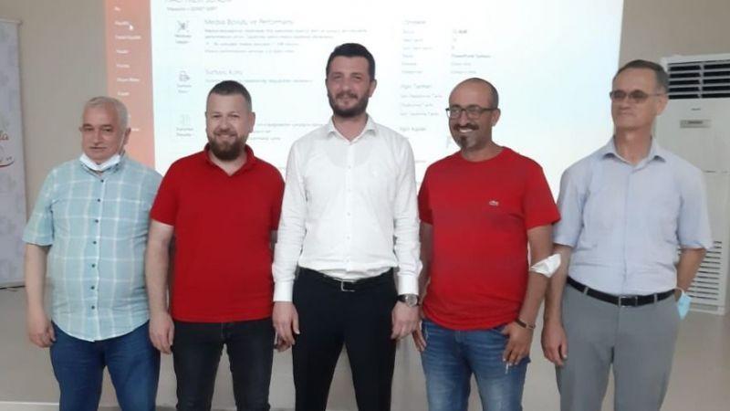H.Hızır Şafakspor Sarıkay ile devam ediyor