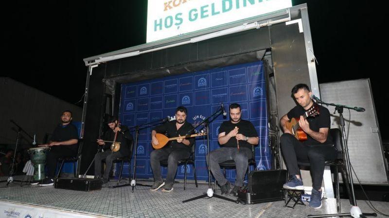 Gebze'de Yol Konseri yeniden başladı