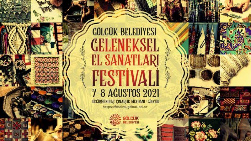 Geleneksel El Sanatları Festivali başlıyor