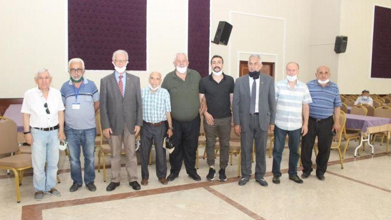 Körfez Emekliler'de 4'üncü kez Merdan Ilgaz