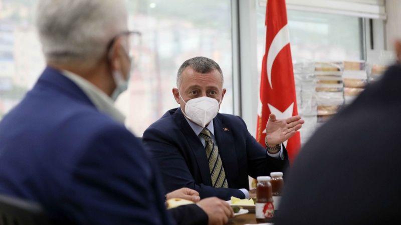 """Büyükakın: """"Anadolu'nun tüm güzellikleri Kocaeli'de"""""""