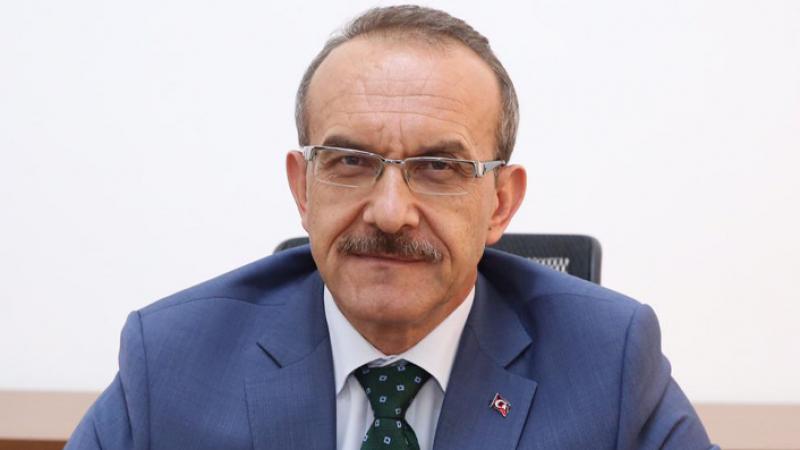 """Vali Yavuz: """"Türk denizciliği hak ettiği yeri almalıdır"""""""