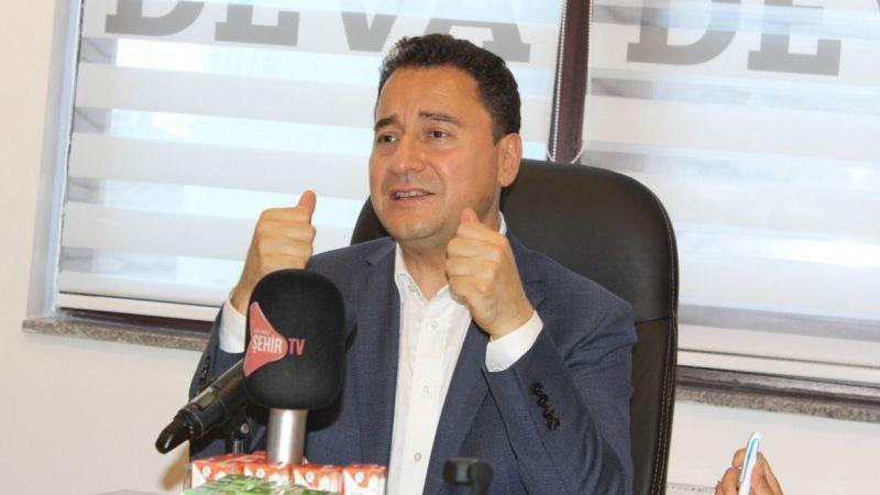 """Ali Babacan: """"Hiçbirparti ile ittifak görüşmesi yapmadık"""""""