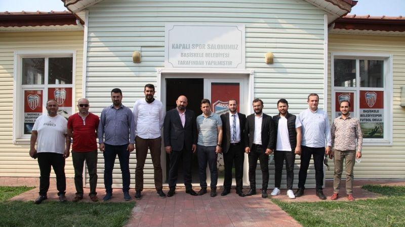 Başiskele Belediyespor'da yeni Başkan Serdar Tunçay