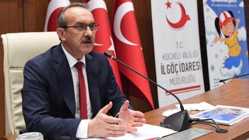Vali Yavuz açıkladı: Kocaeli'de kaç Suriyeli yaşıyor?