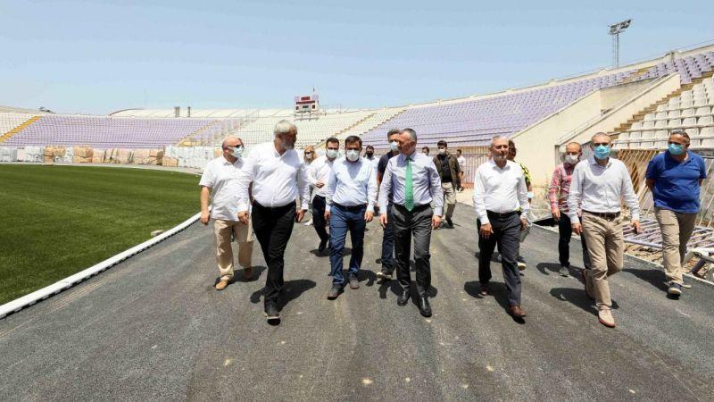 """Büyükşehir'den 7.5 milyonluk yatırım: """"Her şey insanımız için"""""""