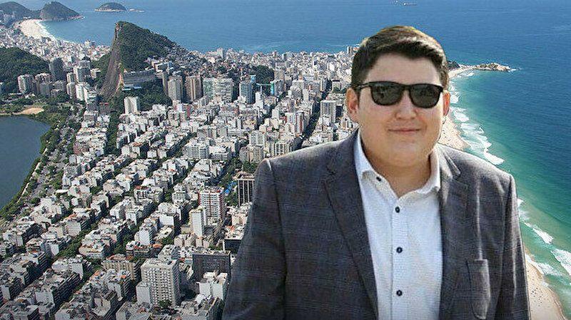 'Tosuncuk' lakaplı Mehmet Aydın Brezilya'da konsoloslukta bekliyor