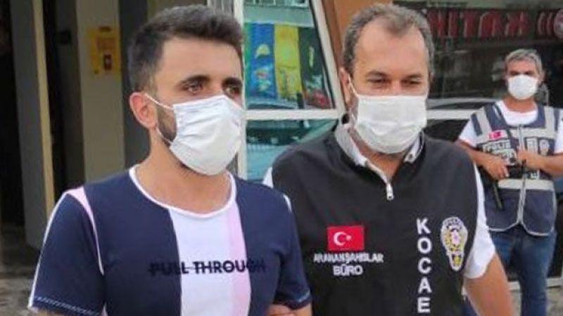 20 yıl hapis cezası ile aranan şahıs İzmit'te yakalandı