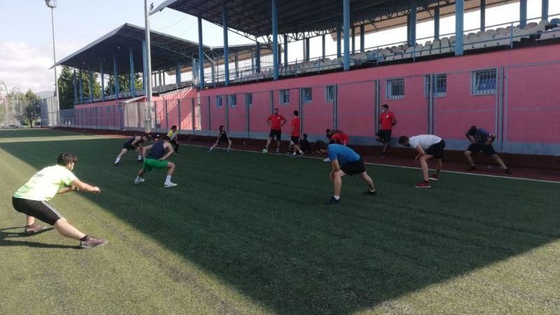 Spor bölümleri yetenek sınavları için ücretsiz hazırlık kursu kayıtları başladı