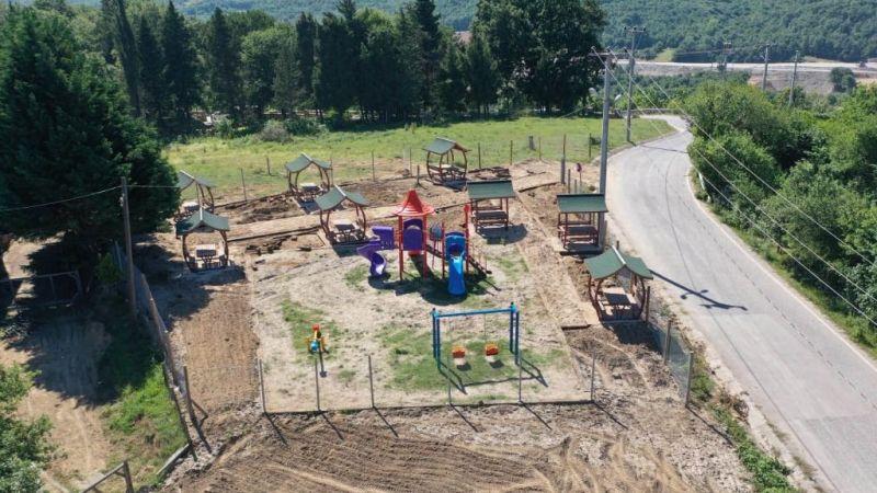 Çubukluosmaniye'ye çocuklar için park geliyor