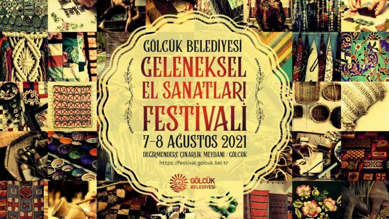 Geleneksel El Sanatları Festivaline başvurular sürüyor