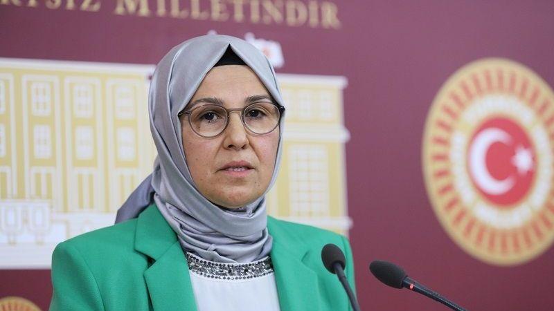 """Katırcıoğlu: """"650 çocuk kaçırıldı ve ne yazık ki 29'u öldü"""""""